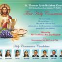 Holy Communion photo album thumbnail 4